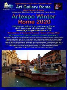 locandina artexpo winter rome 2020_rrr